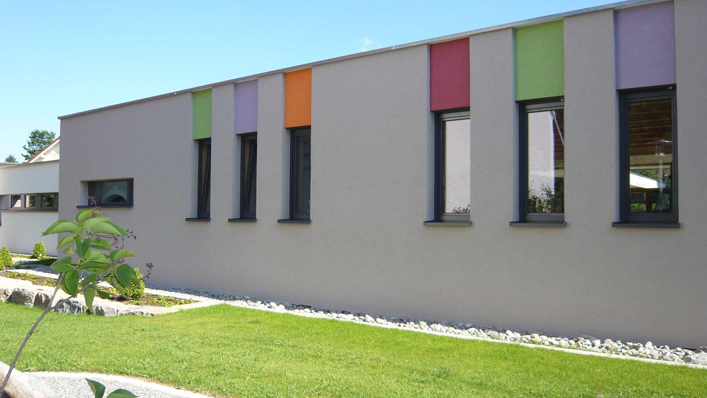 Kindergarten St. Christophorus, Grünkraut