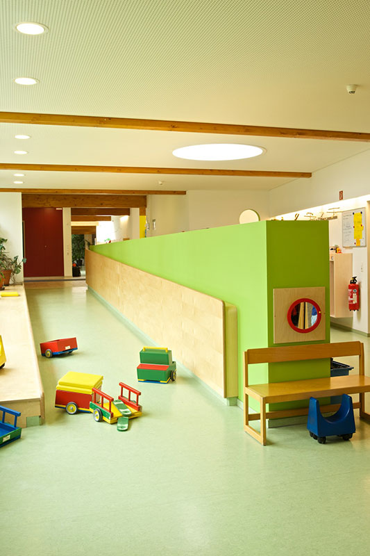 Kindergarten St. Raphael Flur