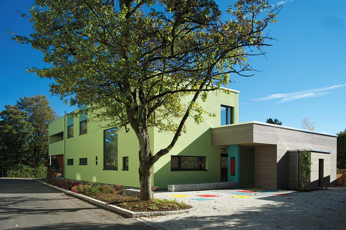Kinderhaus Papperlapapp, Bodnegg